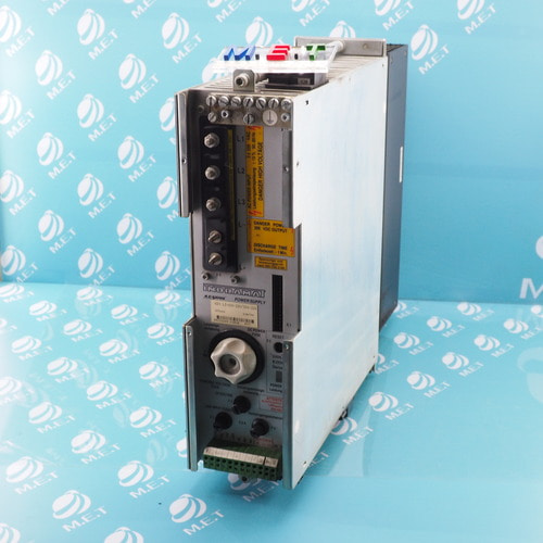 INDRAMAT AC SERVO POWER SUPPLY KDV 1.3-100-220/300-220