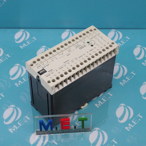 SICK OPTIC ELEC SAFETY INTERFACE RELAY LCUX1-400 파워서플라이 중고