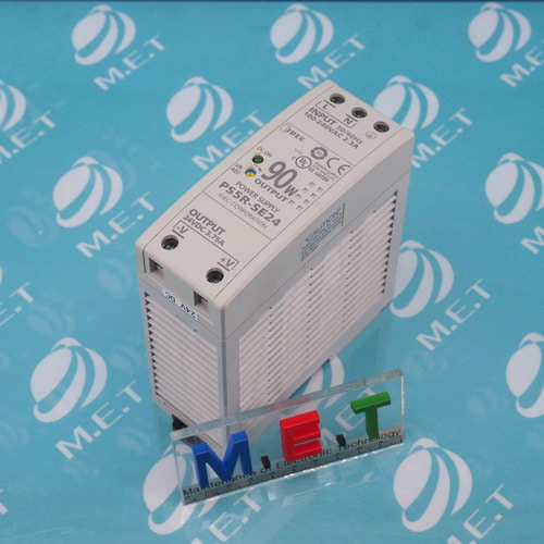 IDEC POWER SUPPLY  90W OUTPUT 24VDC 3.75A PS5R-SE24 파워서플라이 중고