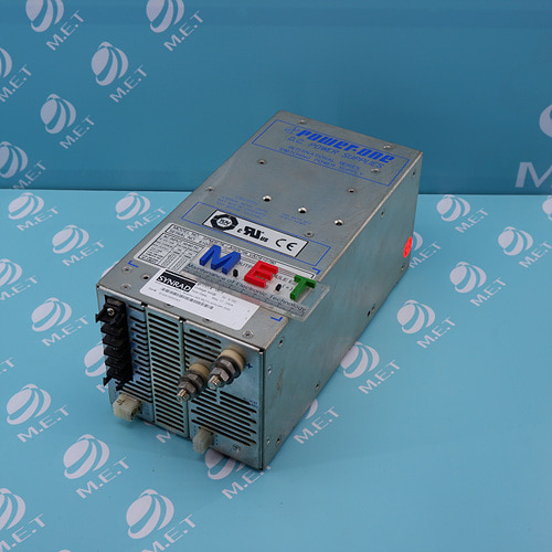 [USED]POWER-ONE DC POWER SUPPLIES 28VDC 27AMPS SPM3E2K/ARROW VAD610780
